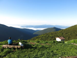 Nízké Tatry – Útulna Pod Ďurkovou