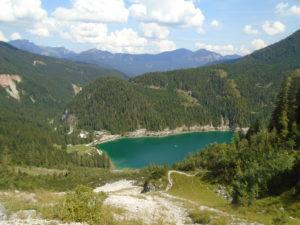 jezero Vorderer Gosausee