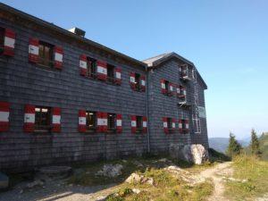 Chata Hofpürglhütte