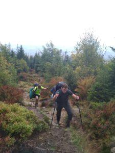 Šumava – výstup na Plechý