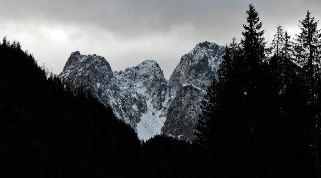 Rakousko (Hallstatt) – Dachstein