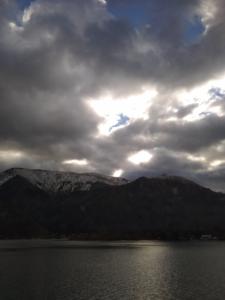 Rakousko (Hallstatt) – hory