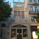 Knihovna Livraria Lello