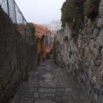Zamlžené ulice Porta
