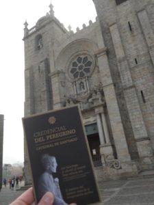 Credencial Porto