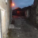 Camino de Santiago ráno