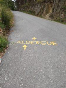Albergue A Cancela – camino de santiago