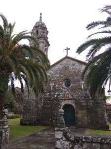 Carracedo kostel