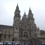 Chrám Santiago de Compostela