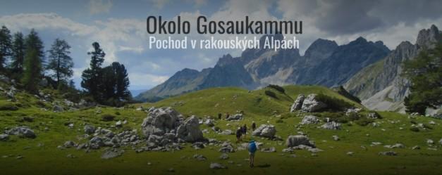 Okolo Gosaukammu, Rakousko, Alpy